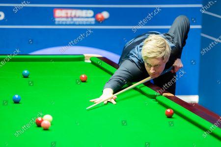 Stock Photo of Neil Robertson