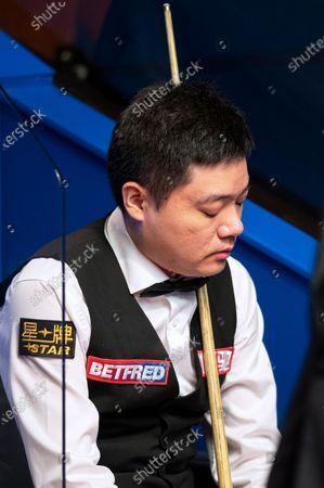 Stock Image of Ding Junhui
