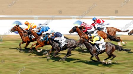 Editorial image of Horse Racing - 09 Aug 2020