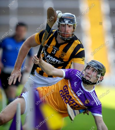 Editorial image of Wexford Senior Hurling Championship Quarter-Final, Chadwicks Wexford Park, Newtown, Co. Wexford - 09 Aug 2020