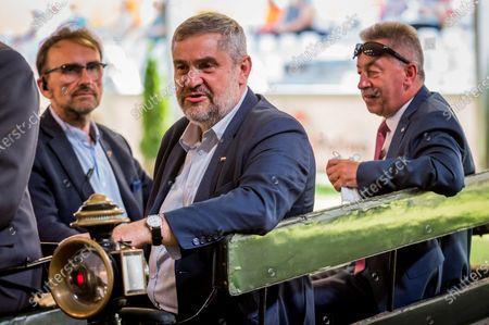 Editorial picture of Pride of Poland auction, Janow Podlaski, Poland - 09 Aug 2020