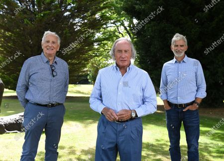 Sir Jackie Stewart, John Watson AND Damon Hill  Silverstone hosts the 70th Anniversary Grand Prix tomorrow, marking the first Formula One world championship race in 1950, won by Alfa Romeo's Nino Farina in front of King George VI. To celebrate, Sportsmail had lunch with three British Grand Prix winners as they scrolled through their memories and talked about the great drivers, mortal dangers and changing scene of the sport.