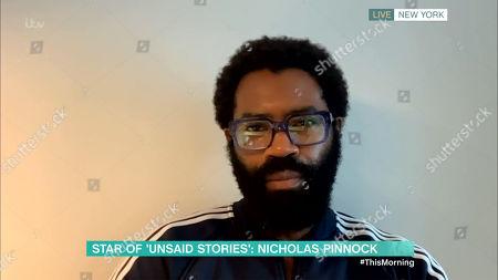 Stock Photo of Nicholas Pinnock