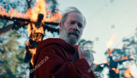 Stock Photo of Peter Mullan as Father Carden