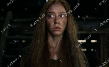 Stock Image of Lily Newmark as Pym