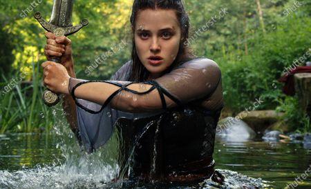 Katherine Langford as Nimue
