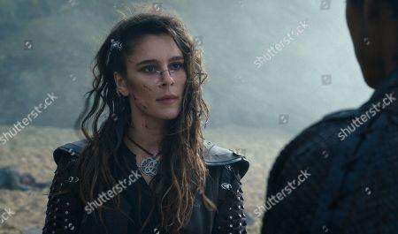 Bella Dayne as Red Spear