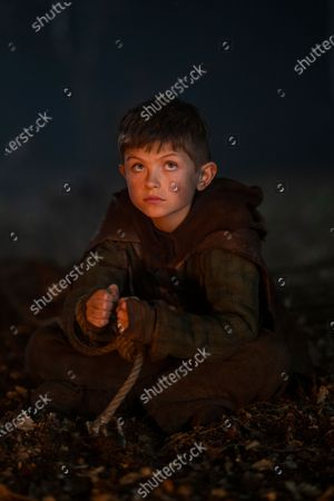 Stock Image of Billy Jenkins as Squirrel