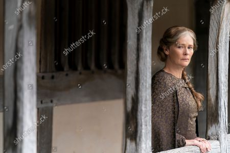 Clare Holman as Lady Cacher