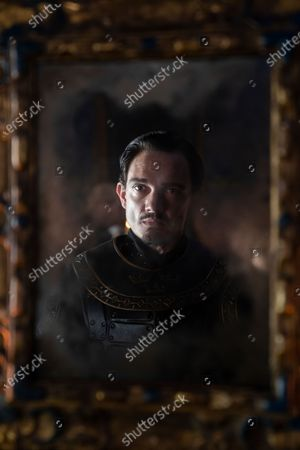 Sebastian Armesto as King Uther Pendragon