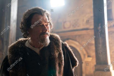 Peter Guinness as Sir Ector
