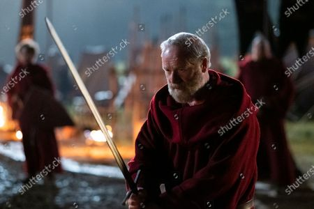 Stock Image of Peter Mullan as Father Carden