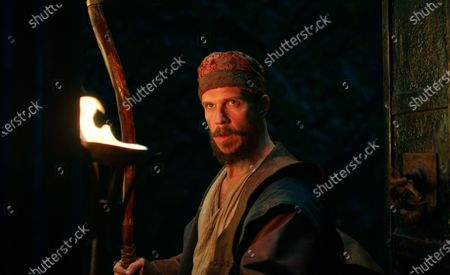 Gustaf Skarsgard as Merlin