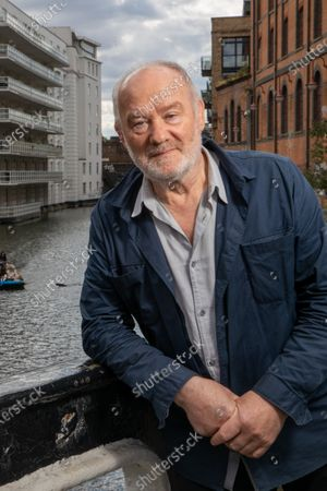Editorial picture of Vince Power, Irish music venue and festival owner photoshoot, Camden Lock, London, UK - 28 Jul 2020