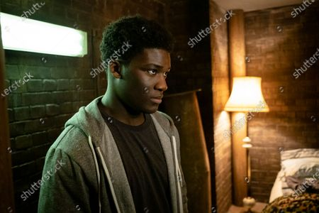 Tobi King Bakare as Jamie Harris