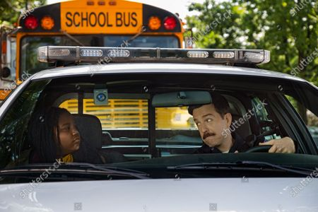 Terrence Little Gardenhigh as Kareem and Ed Helms as Coffee