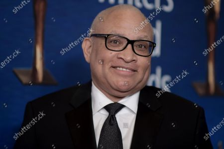 Stock Picture of Larry Wilmore attends the 2019 Writers Guild Awards in Beverly Hills, Calif. on . Peacock is launching a pair of weekly late-night comedy series with Wilmore and Amber Ruffin