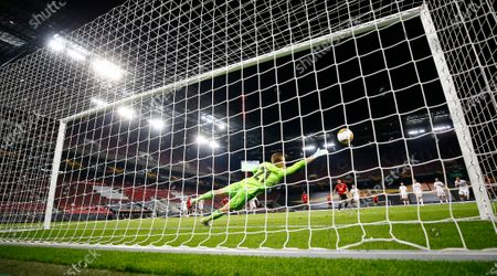Editorial image of Soccer Europa League, Cologne, Germany - 10 Aug 2020