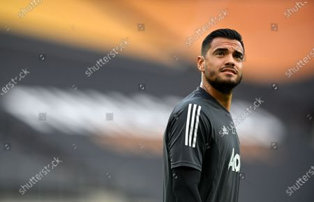 Editorial picture of Manchester United vs FC Copenhagen, Cologne, Germany - 10 Aug 2020