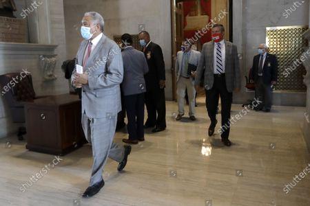 Editorial photo of Tennessee Legislature, Nashville, United States - 10 Aug 2020