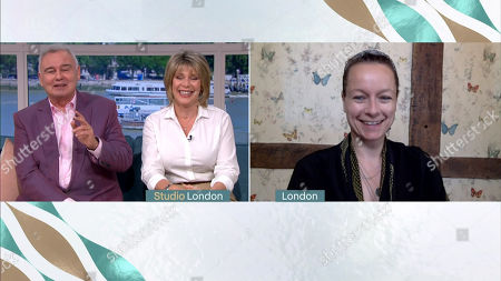 Ruth Langsford, Eamonn Holmes, Samantha Morton