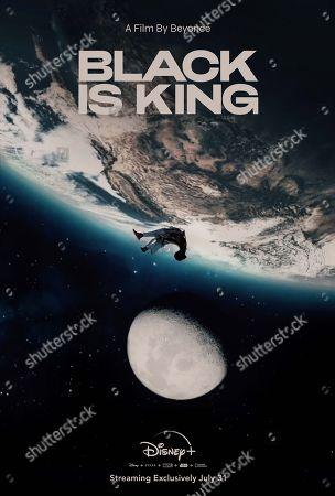 Black Is King (2020) Poster Art