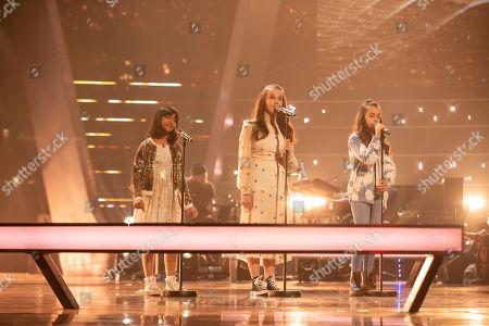 The Voice Kids UK' TV show, Series 4, Episode 5