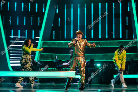 Editorial photo of 'The Voice Kids UK' TV Show, Series 4, Episode 5, UK - 08 Aug 2020