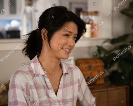 Grace Park as Katherine Saville