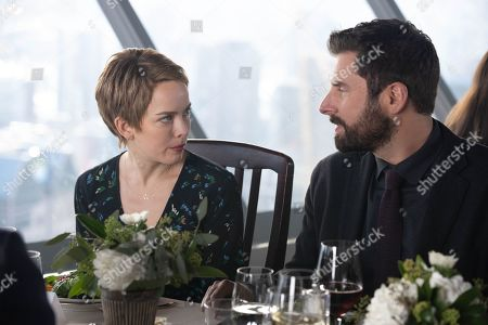 Allison Miller as Maggie Bloom and James Roday as Gary Mendez