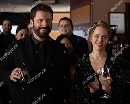 James Roday as Gary Mendez and Allison Miller as Maggie Bloom