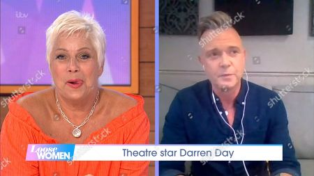 Denise Welch, Darren Day