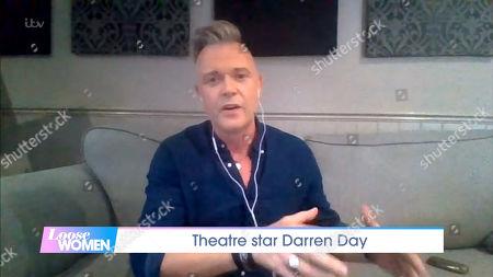 Stock Image of Darren Day