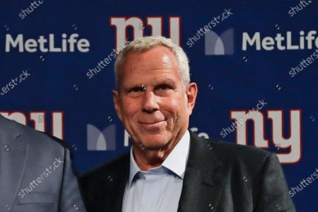 Stock Picture of Showing New York Giants co-owner Steve Tisch after a news conference in East Rutherford, N.J. The 36-year-old daughter of Steve Tisch has died. Hilary Anne Tisch died, Steve Tisch said in a statement issued for the family. The statement did not cite a cause of death or say where she died, but it noted she had battled depression