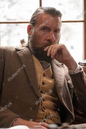 Craig Parkinson as James Walsh