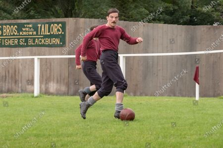 Kevin Guthrie as Fergus Suter