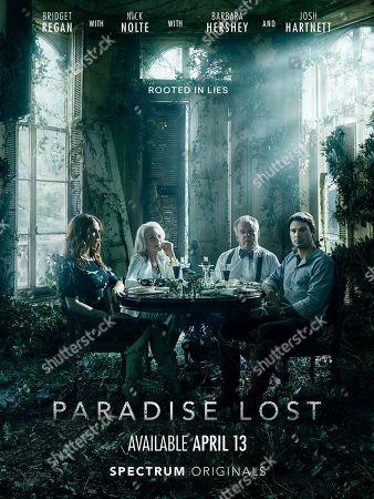 Editorial image of 'Paradise Lost' TV Show, Season 1 - 2020