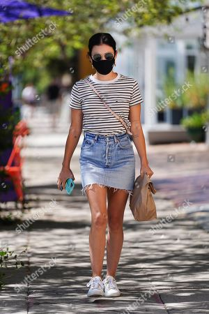 Lucy Hale out and about, Los Angeles