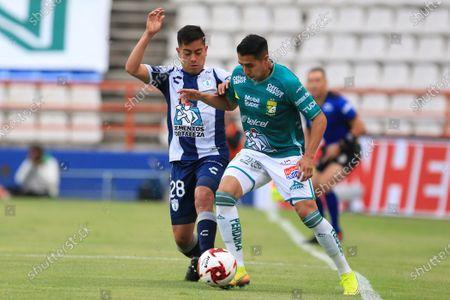 Editorial picture of Pachuca vs Leon, Mexico - 12 Aug 2020