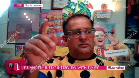Stock Picture of Timmy Mallett
