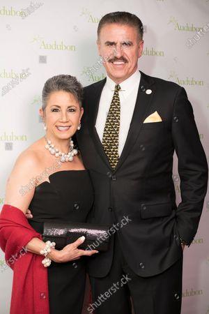 Stock Photo of Rita Magill, Ron Magill