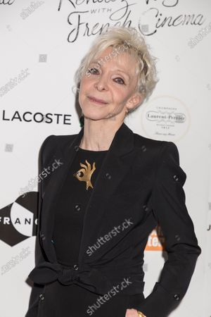 Tonie Marshall attends Renez-Vous with French Cinema Opening Night - Barbara US Premiere