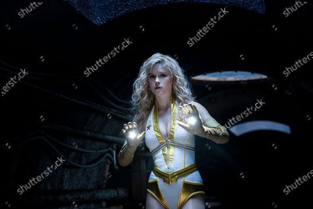 Erin Moriarty as Starlight/Annie January