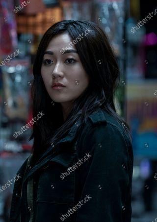 Stock Image of Karen Fukuhara as The Female