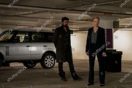 Karl Urban as Billy Butcher