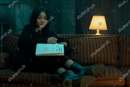 Stock Picture of Karen Fukuhara as The Female