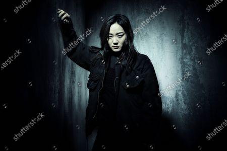 Karen Fukuhara as The Female