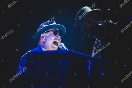 """Toto - David Paich performing live on stage for their """"40 Trips around the sun"""""""