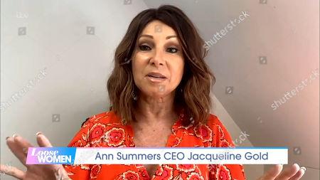 Stock Image of Jacqueline Gold