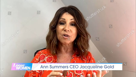 Stock Picture of Jacqueline Gold